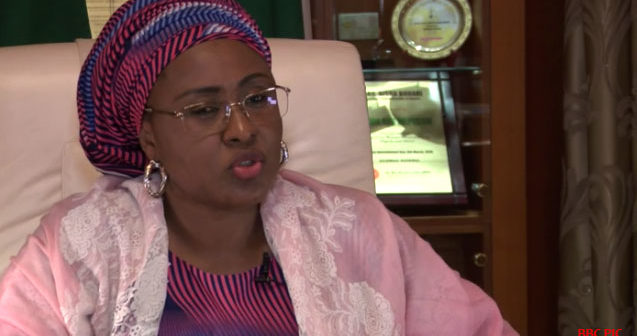 Aisha Buhari on BBC