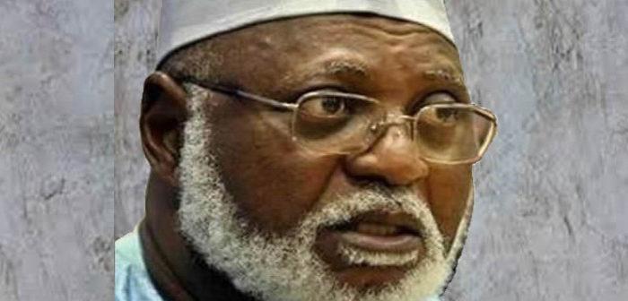 Abdussalami Abubakar