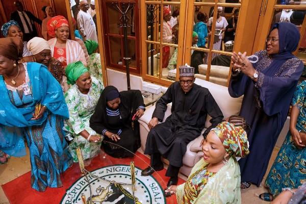 Family Buhari 3