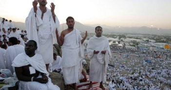 hajj-praying