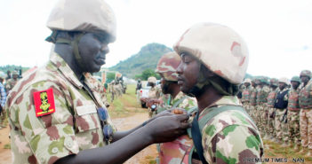 Buratai with Soldiers