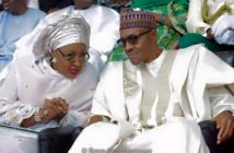 Aisha and Buhari