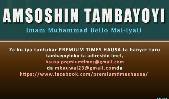 Tambayoyi Hausa