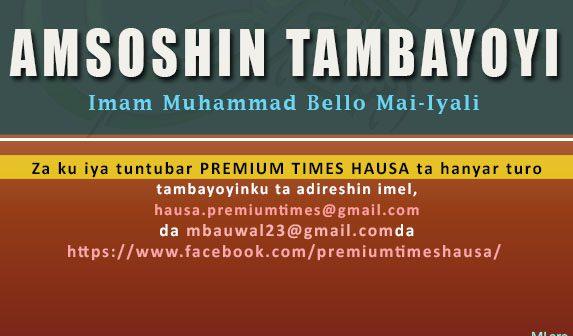 Tambayoyi Hausa 3