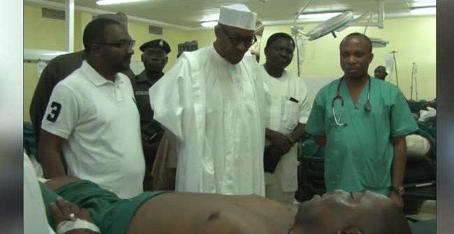 Buhari_visits_blast_victims
