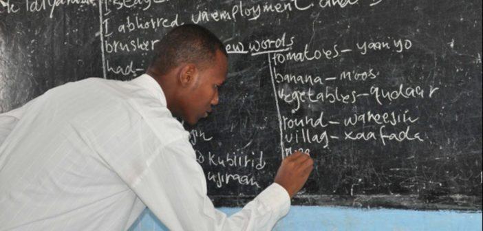 Teacher in Nigeria