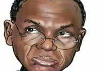 Kaduna State Governor NAsir El-Rufai Art CRDT: Shamsu Cikaji