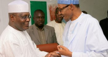 Atiku and Buhari