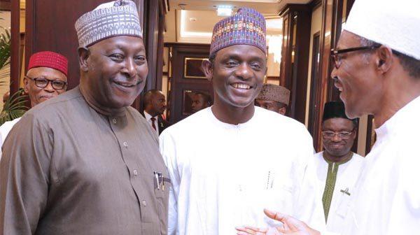 Baba and Buhari