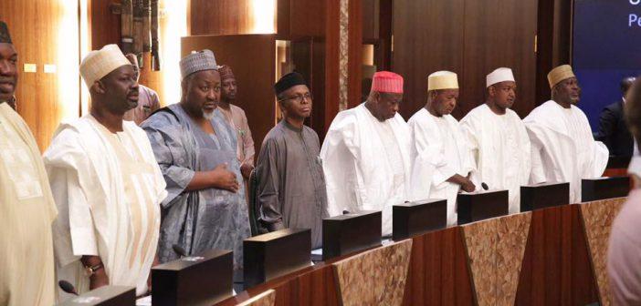 Buhari And Gov