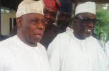 Makarfi and Obasanjo