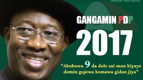 PDP Jonathan