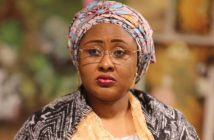 Aisha Buhari wife of the President,