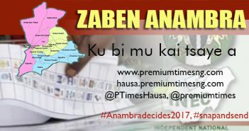 Anambra Election banner real