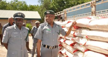 Customs and Rice