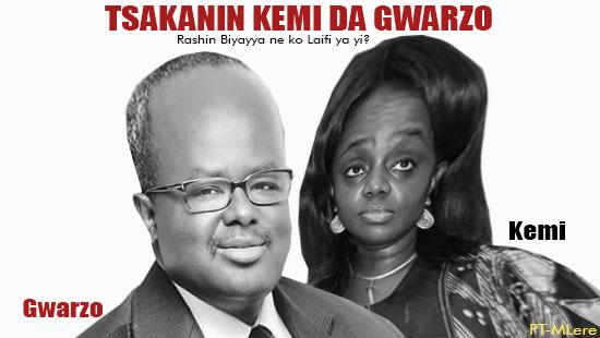 Gwarzo and Kemi