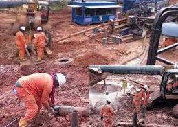 Oil in Borno