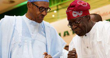 Tinubu and Buhari