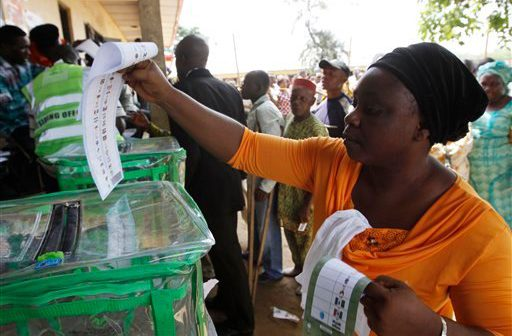 Voters INEC