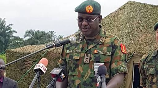 General Burutai Tukur