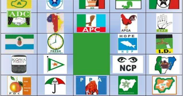 Nigeria political structure