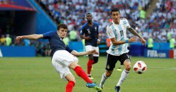 Argentina vs France