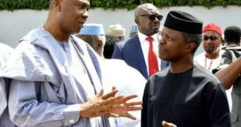 Osinbajo and saraki