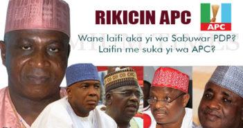 Saraki and New PDP