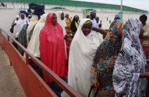 Nigerian Pilgrims Hajj
