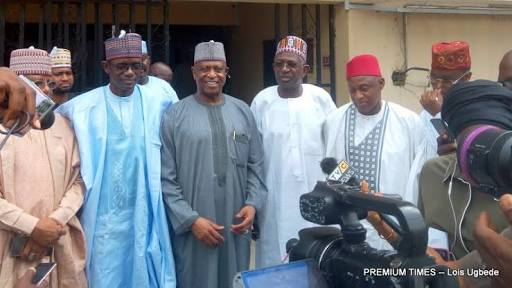 Kawu Baraje and APC