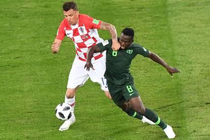 Croatia vs Nigeria