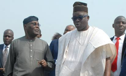 Atiku and Fayose