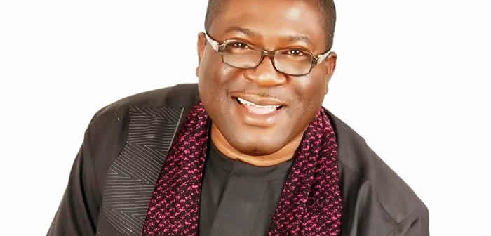 Deputy Governor of Imo State-Eze-Madumere