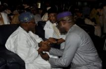 Fayose and Obasanjo