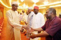 Members meet Buhari