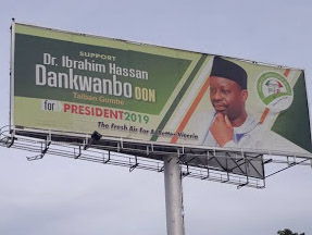 Dankwambo Poster