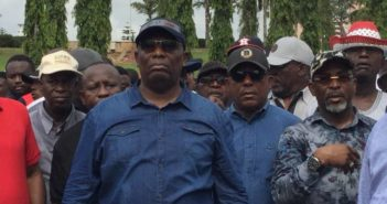 Uche Secondus at Senate