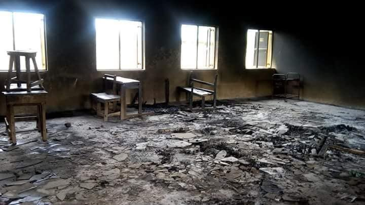 Burnt School