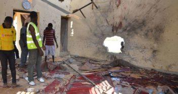 Boko Haram Bombed Mosque