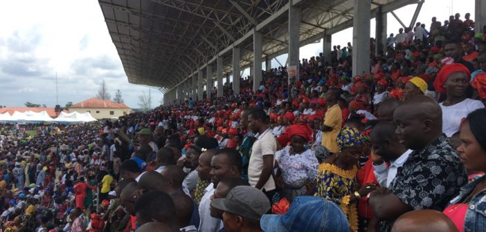 AkwaIbom crowd