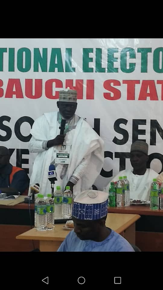 Bauchi Results Announcement