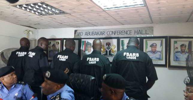 SARS Abuja