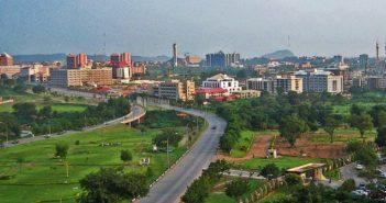 Abuja landscape