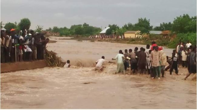 Gombe Flood