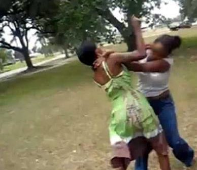 Women Fighting