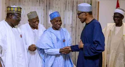 Buhari and Masari