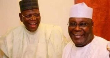 Sule Lamido and Atiku
