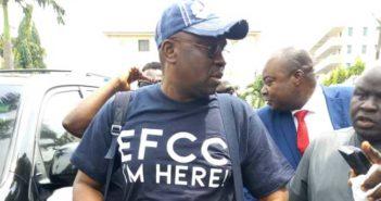 Fayose at efcc