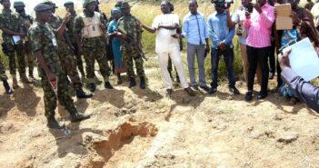 Nigerian Army briefs on slain retired Maj.-Gen. Idris Alkali in Jos