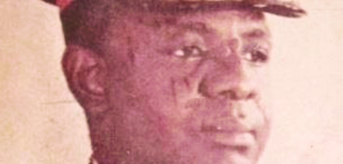 Gen Abba Kyari